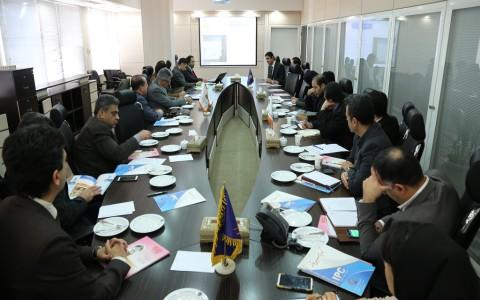 برگزاری هفتمین نشست سالیانه کمیته راهبری